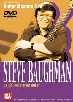 Steve Baughman - Celtic Fingerstyle Guitar DVD Sheet Music