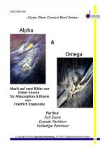 Alpha + Omega Sheet Music