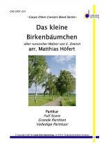 Das kleine Birkenbaumchen Sheet Music