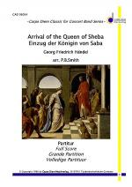 The Arrival of the Queen of Shaba Sheet Music