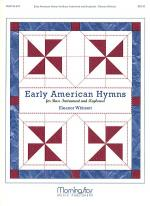 Early American Hymns for Bass Instrument and Organ Sheet Music
