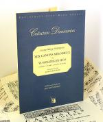 XIIX canons melodieux ou VI sonates en duo. Paris, 1738 Sheet Music