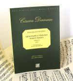 XII sonate a violino solo e basso da camera. Opera sesta Sheet Music