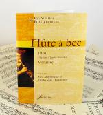 flute a bec - D.E.M. - Volume 1 Sheet Music