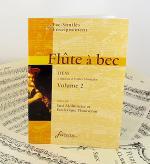 flute a bec - D.E.M. - Volume 2 Sheet Music