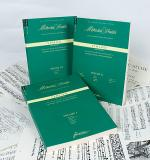 Methodes et Traites Violon - 3 Volumes - Italie 1600-1800 Sheet Music