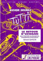 Le retour d'Uswann Sheet Music