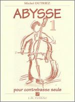Abysse 1 Sheet Music