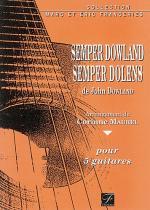 Semper Dowland - Semper Dolens Sheet Music