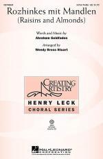 Rozhinkes mit Mandlen Sheet Music
