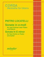 Sonate in e-moll op. 5/2 Sheet Music