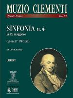 Sinfonia No. 4 Op-sn 37 in D major (WO 35) Sheet Music