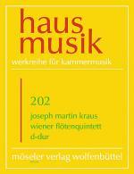 Wiener Flotenquintett D-Dur Sheet Music
