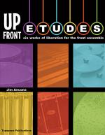 Up Front Etudes Sheet Music