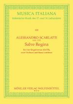 Salve Regina Sheet Music