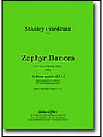 Zephyr Dances Sheet Music