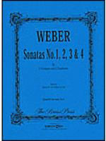 Sonatas No. 1,2,3 and 4 Sheet Music