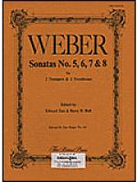 Sonatas No. 5,6,7 and 8 Sheet Music