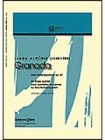 Granada from Suite Espanola op. 47 Sheet Music
