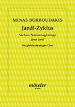 Jandl-Zyklus Sheet Music