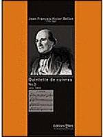 Quintette No. 3 Sheet Music