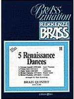 5 Renaissance Dances Sheet Music