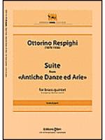Suite from Antiche Danze ed Arie Sheet Music