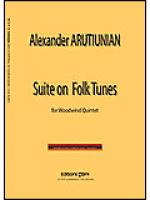 Suite on Folk Tunes Sheet Music