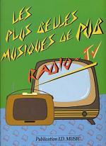 Les plus belles musiques de Pub, Radio Volume 1 Sheet Music