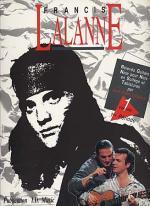 Francis Lalanne 1 (TAB) Sheet Music