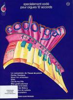 Codorgan Varietes Francaises (Bleu) Sheet Music