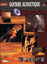 Guitare acoustique Avance (CD) Sheet Music