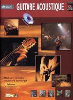 Guitare Acoustique debutants (CD) Sheet Music