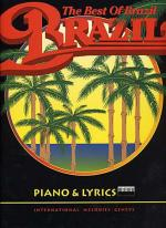 Brazil Best Piano Sheet Music