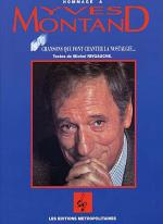 Yves Montand: Hommage Sheet Music