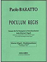 Poculum Regis Sheet Music