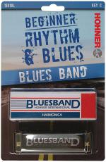 Blues Band Harmonica Sheet Music
