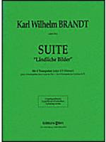 Suite Landliche Bilder Sheet Music