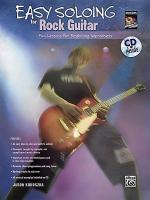 Easy Soloing for Rock Guitar Sheet Music