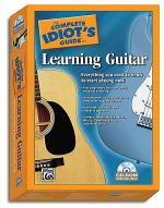 The Complete Idiot's Guide to Learning Guitar Sheet Music