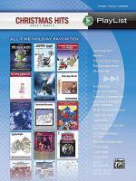 Christmas Hits Sheet Music Playlist Sheet Music