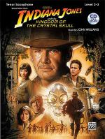Indiana Jones and the Kingdom of the Crystal Skull Instrumental Solos Sheet Music