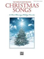World's Most Beloved Christmas Songs Sheet Music