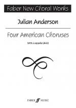 Four American Choruses Sheet Music