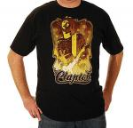 Eric Clapton: Ray of Light T-Shirt (Extra Large) Sheet Music