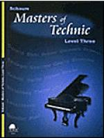 Masters of Technic, Level 3 Sheet Music