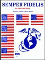 Semper Fidelis March Sheet Music