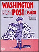 Washington Post March Sheet Music