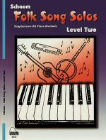 Folk Song Solos, Level 2 Sheet Music
