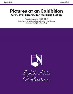 Pictures At An Exhibition (Excerpts) - Pt 3 - Viola Sheet Music